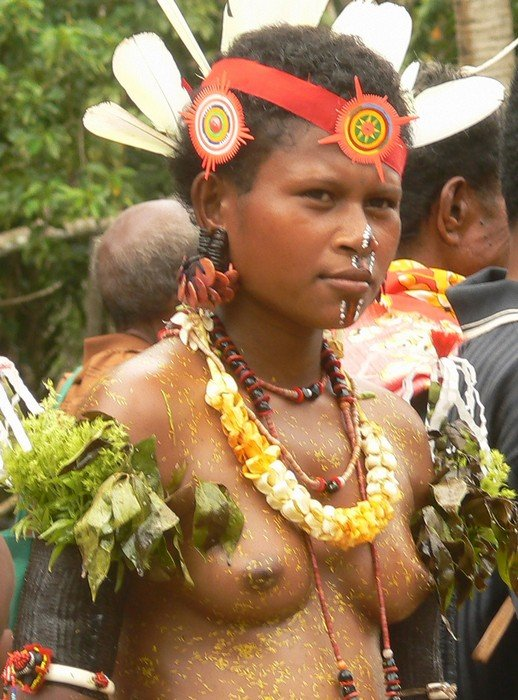trobriand islanders Social organization trobrianders are divided between those bom into chiefly  and commoner matrilineages chiefly matrilineages, ranked among themselves, .
